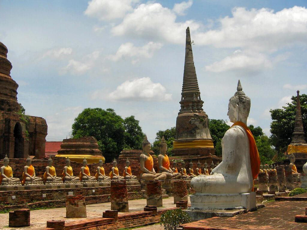 History of Traditional Thai Massage