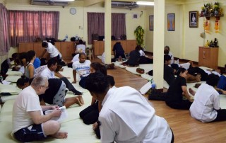 Wat Po Escuela interior